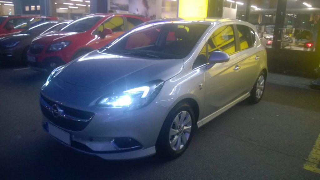Opel Corsa Cosmo 1.0T EcoFLEX MT6